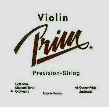 Prim Violin String D Orchestra