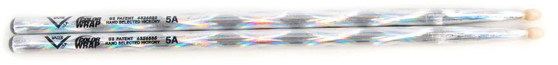 Vater 5A Color Wrap Series SilverOpt