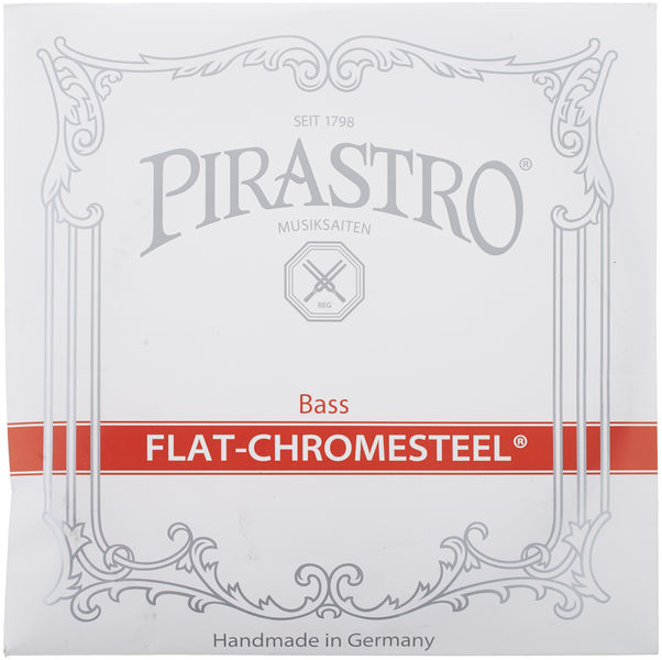 Pirastro Flat Chromesteel H5 Bass