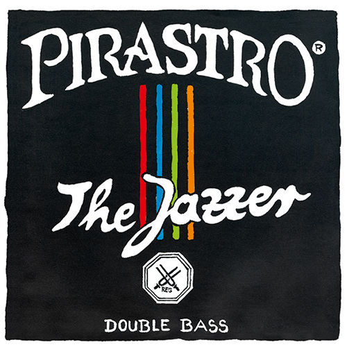 Pirastro The Jazzer E Bass medium