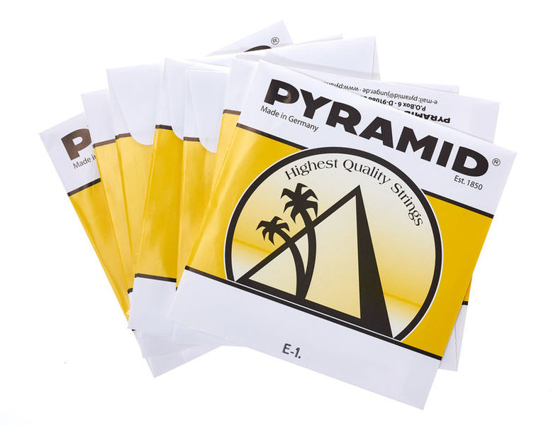Pyramid 7String Classical Guitar Set