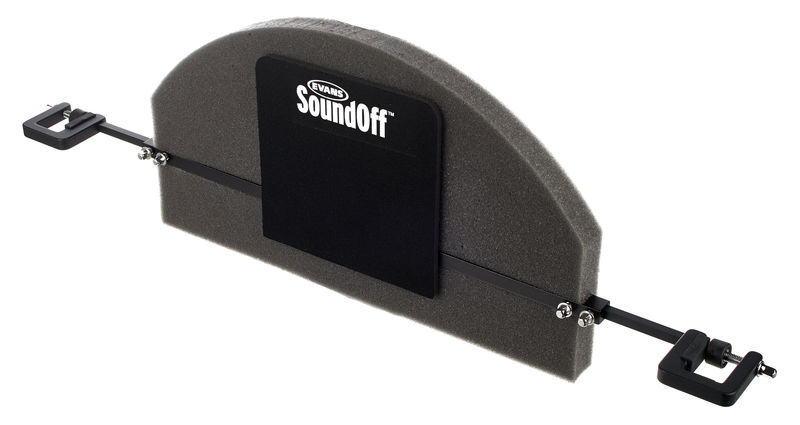 Evans SOBass Bass Sound Off Damper
