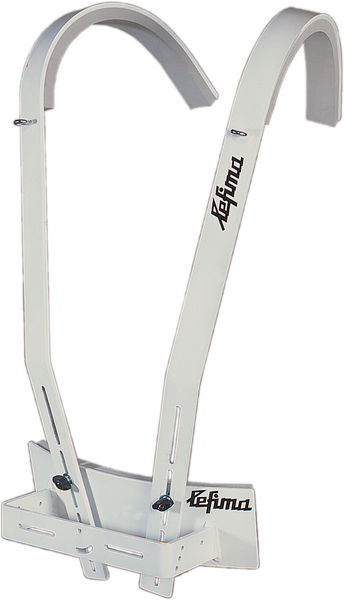 Lefima 7700-ZDHw Stretcher Rack White