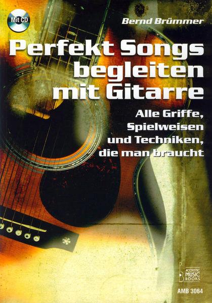 Acoustic Music Songs begleiten mit Gitarre