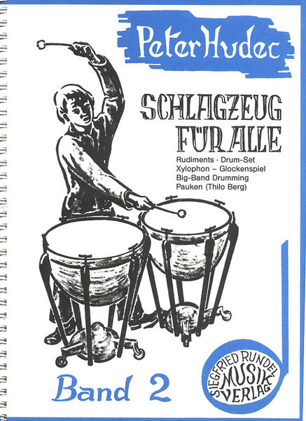 Musikverlag Rundel Schlagzeugschule für alle Bd.2