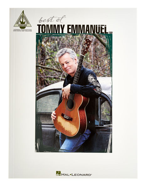 Music Sales Emmanuel Tommy Best of