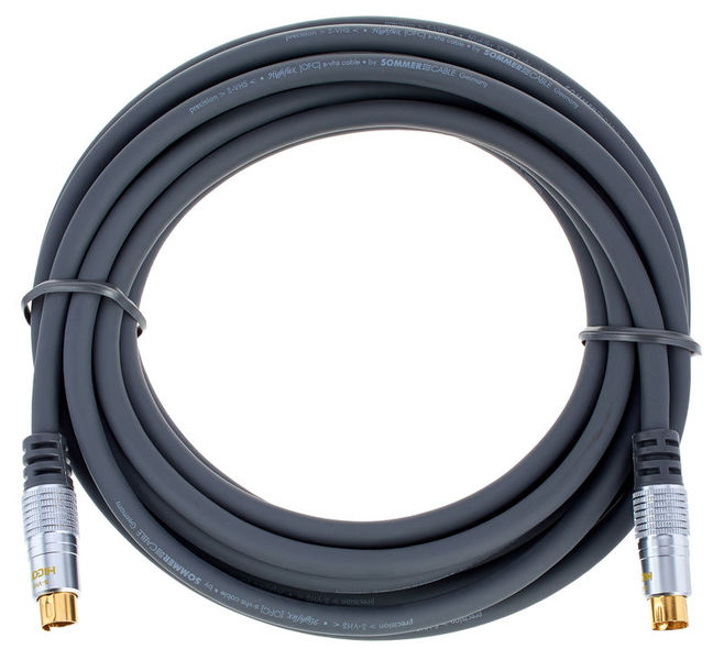 Sommer Cable SVHS Video Cable Hicon 5m
