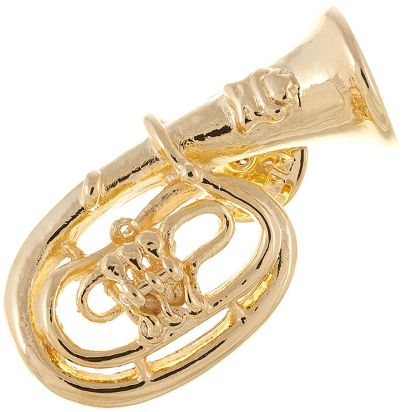 Art of Music Pin Tenorhorn Large