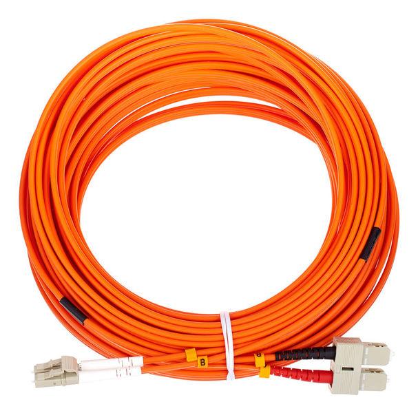 pro snake LWL Madi-Cable SC-LC Duplex10m