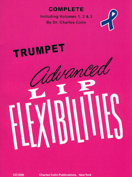 Lip Flexibilities Trumpet Charles Colin Music