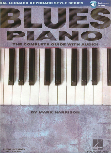 Hal Leonard Blues Piano