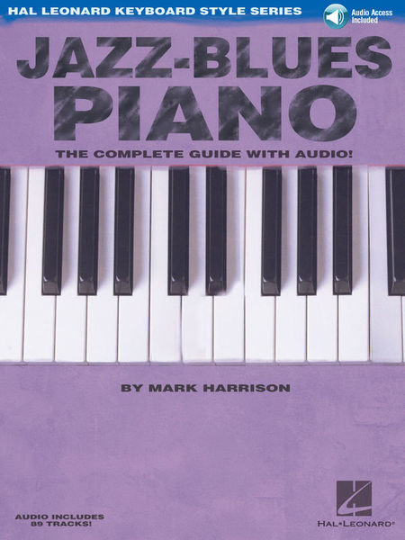 Hal Leonard Jazz-Blues Piano