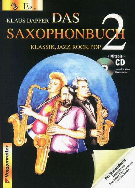 Voggenreiter Das Saxophonbuch 2 (Eb)