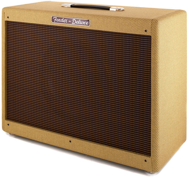 Fender HotRod DLX 112 Enclosure Tweed