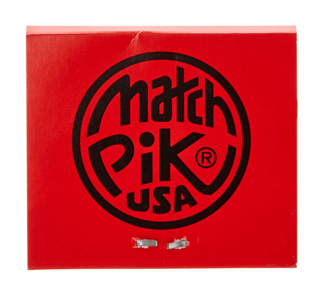Dunlop Match Pik Set .60mm