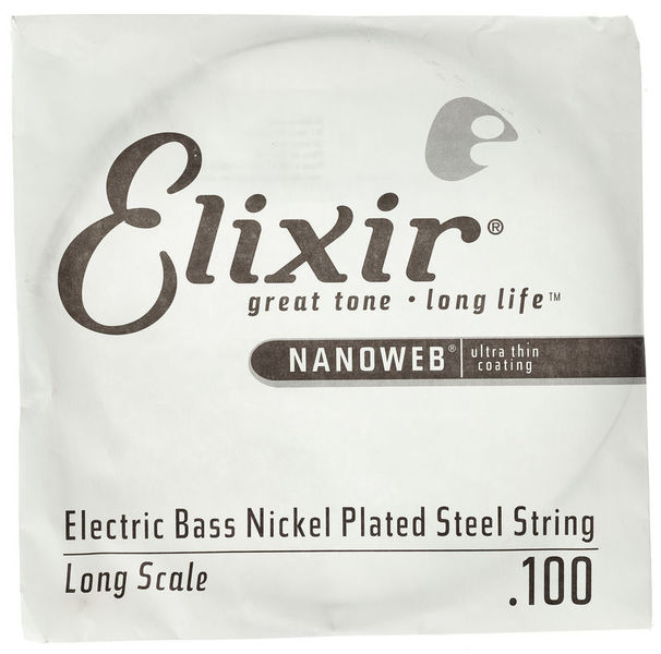Elixir .100 El. Bass Single String