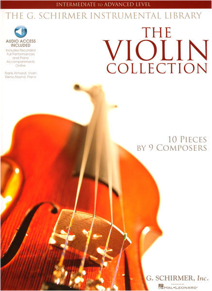 G. Schirmer The Violin Collection