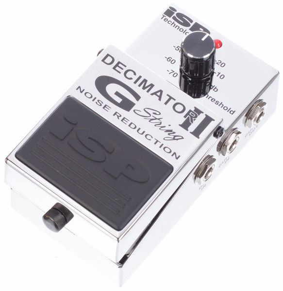 isp decimator g string hook up Hi all, i've seen a few rigs here on the forum that are using the isp decimator or the g string i'm just wondering how you guys are hooking these up.
