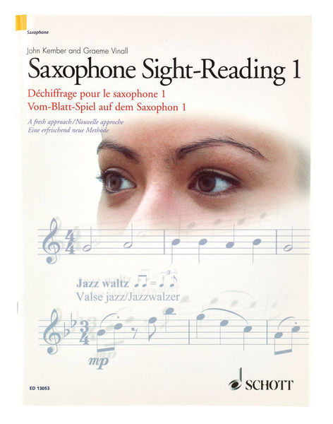 Schott Saxophone Sight Reading 1