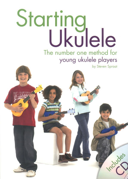 Music Sales Starting Ukulele