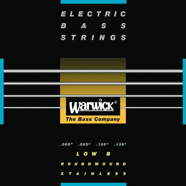 Warwick 40240 LB4 Black Label Low B