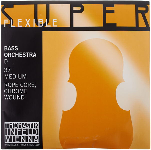 Thomastik Superflexible D Bass 4/4