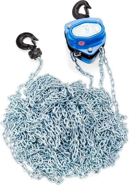 Tractel Hand Chain Hoist 1000kg 12mtr.