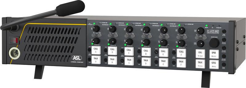 ASL Intercom PS 6379 MK II