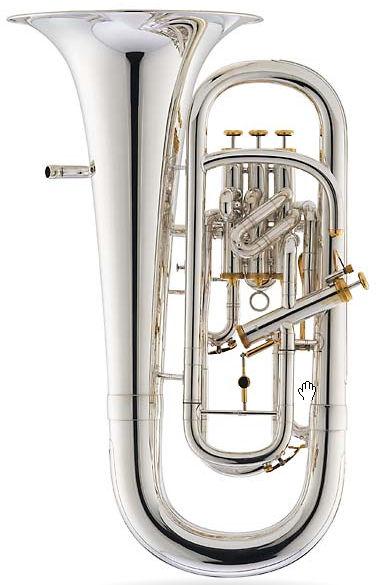 Miraphone M5050 TR Euphonium