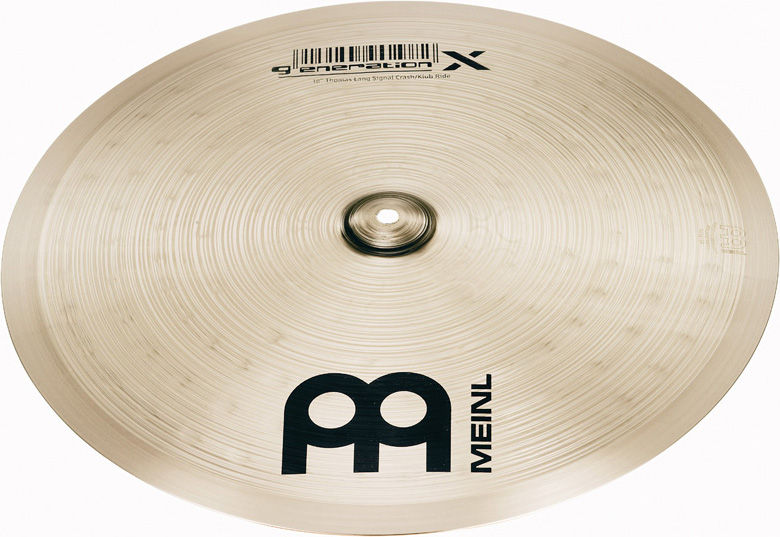 Meinl GX-18SC Signal Crash/Klub Ride