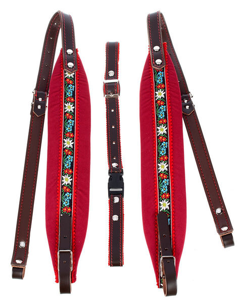 Thomann 70 Pro Accordion Strap Flower