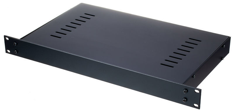 Adam Hall 87407V Rack Housing 1U vent.