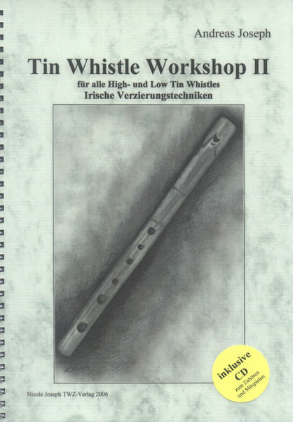 TWZ Nicole Joseph Tin Whistle Workshop Vol.2