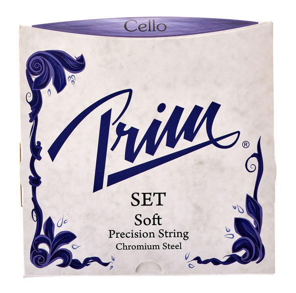 Prim Cello Strings 4/4 Soft