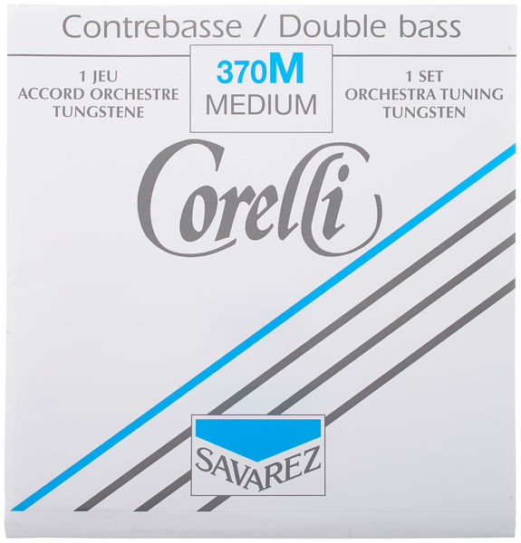 Corelli 370M Double Bass Strings