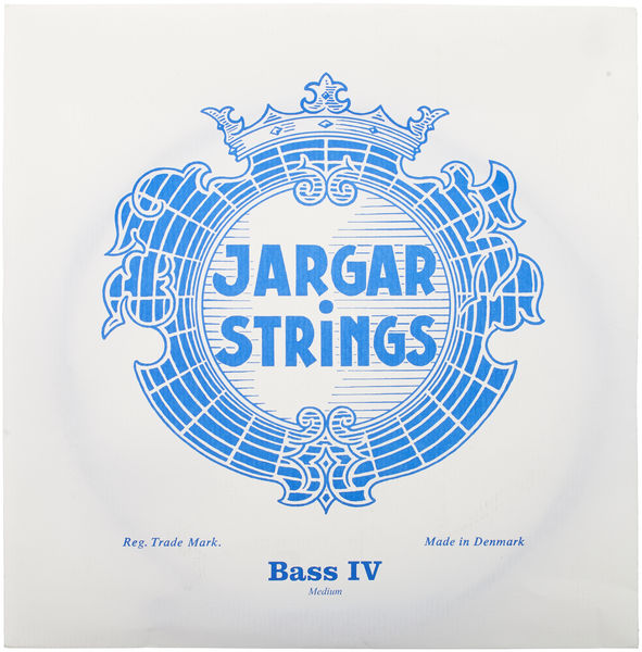 Jargar DoubleBass Strings Medium 4STR