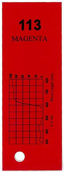 Q-Max Filter Roll 113 Magenta