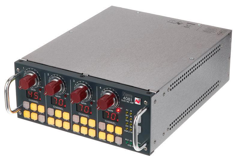 AMS Neve 4081 QuadMic Preamp