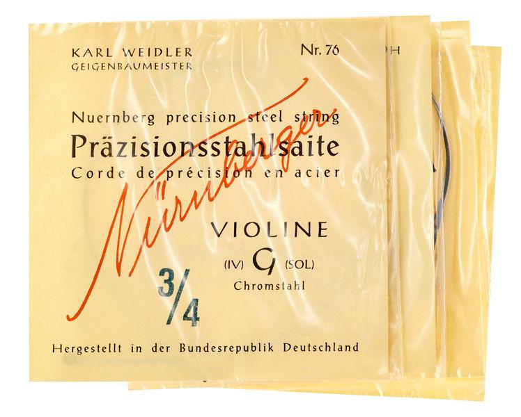 Weidler Nürnberger Präzision V3/4