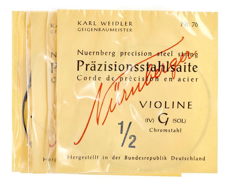 Weidler Nürnberger Präzision V1/2