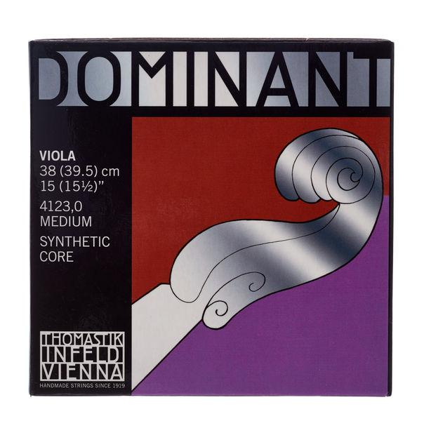 Thomastik Dominant Viola medium 38 cm