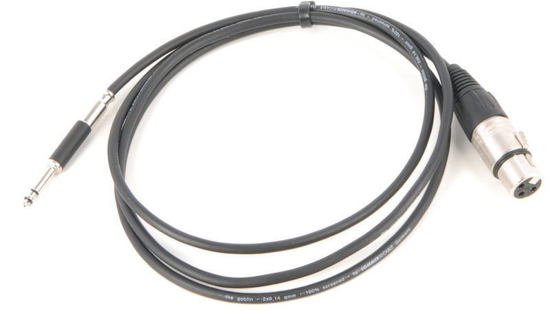 HHB Flashmic Line in Cable 150