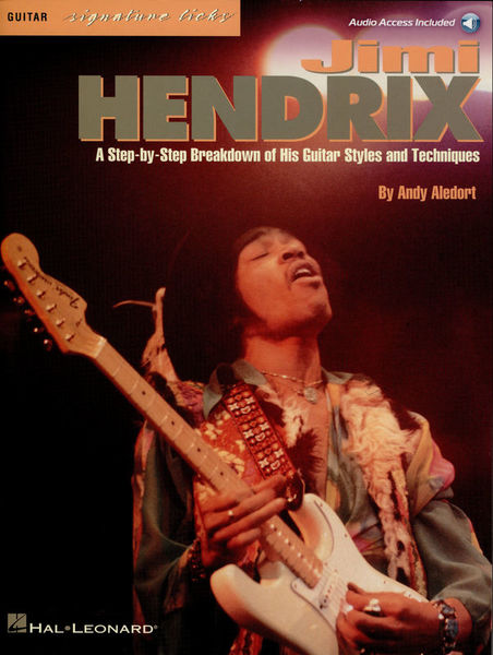 Jimi Hendrix Signature Licks Hal Leonard