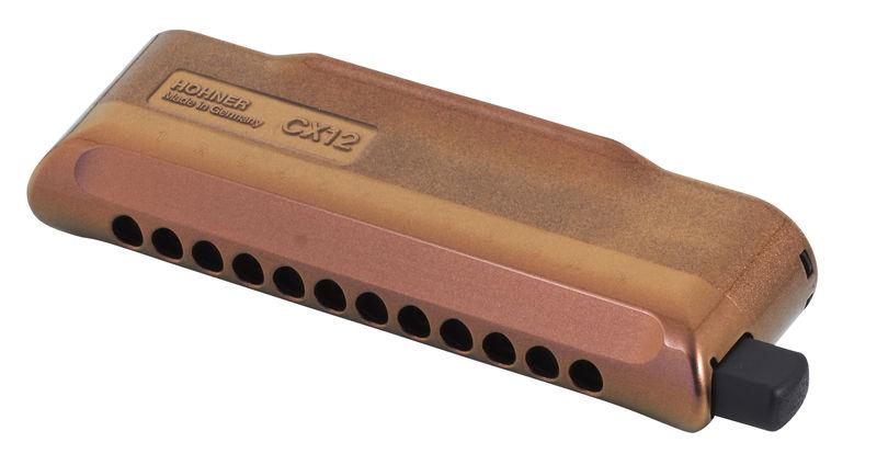Hohner CX-12 Jazz Harmonica RTG