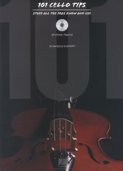 Hal Leonard 101 Cello Tips