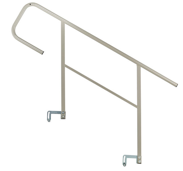 Mott Handrail for Variable Stair
