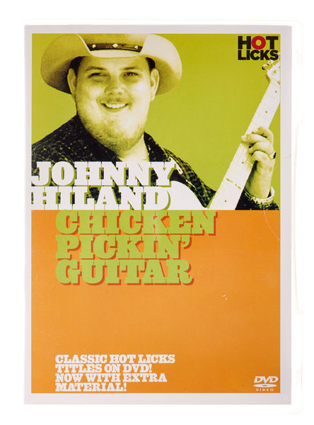 Hot Licks Johnny Hiland Chicken (DVD)