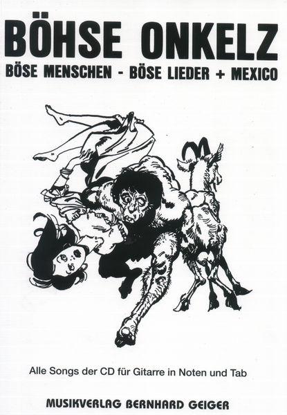 Musikverlag Geiger Böhse Onkelz Böse Menschen