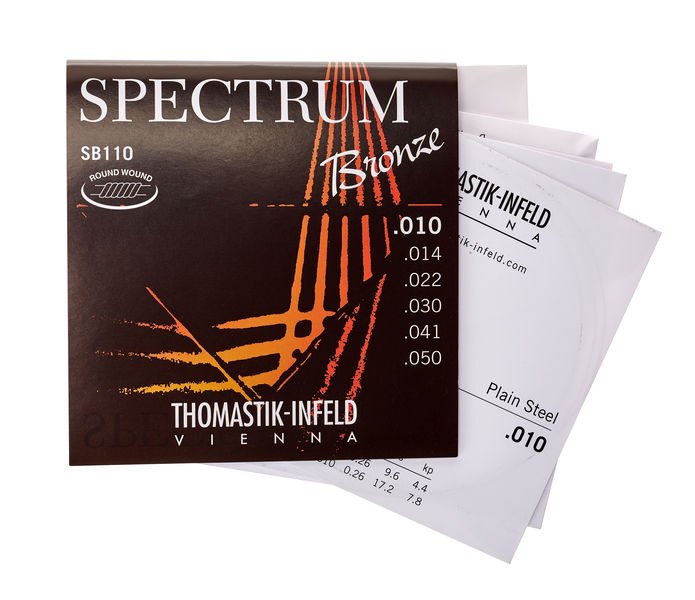Thomastik SB110 Spectrum Bronze