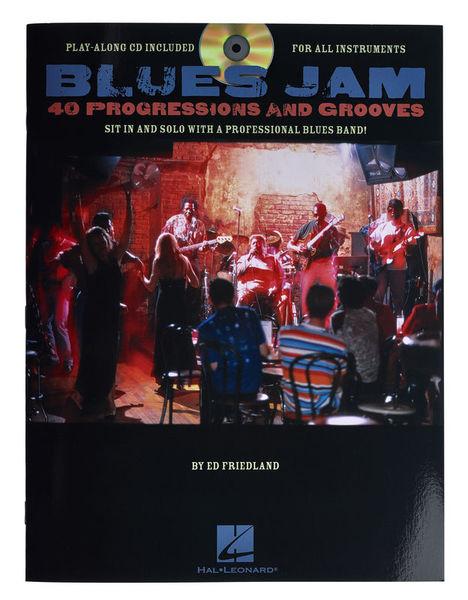 Blues Jam (Band) Hal Leonard